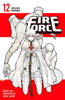 Fire Force (Paperback) #12