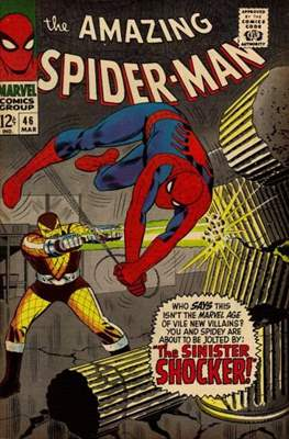 The Amazing Spider-Man Vol. 1 (1963-2007) (Comic-book) #46
