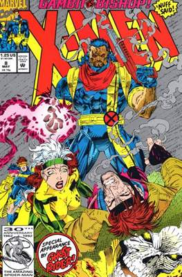 X-Men / New X-Men / X-Men Legacy Vol. 2 (1991-2012) (Comic Book 32 pp) #8