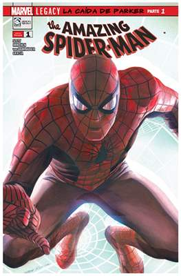 The Amazing Spider-Man - Marvel Legacy