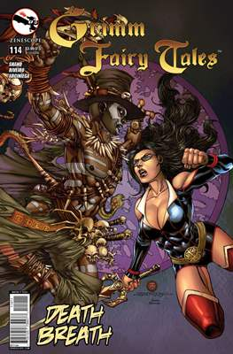 Grimm Fairy Tales (Comic Book) #114