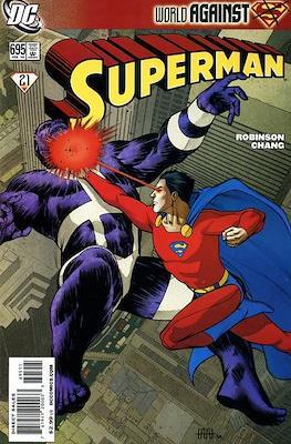 Superman Vol. 1 / Adventures of Superman Vol. 1 (1939-2011) (Comic Book) #695