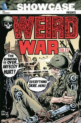 Showcase Presents: Weird War Tales (Paperback) #1