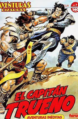Aventuras Bizarras. El Capitán Trueno. Serie Roja (Grapa, 28 páginas) #7
