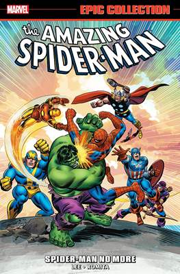 The Amazing Spider-Man Epic Collection (Softcover) #3