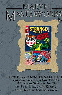 Marvel Masterworks (Hardcover) #83
