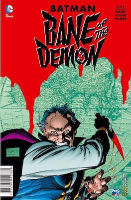 Batman: Bane of the Demon (Grapas) #2