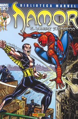 Biblioteca Marvel: Namor (2006-2007) (Rústica 160 pp) #15