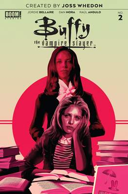 Buffy The Vampire Slayer (2019-) (Comic Book 32 pp) #2