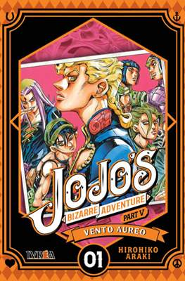JoJo's Bizarre Adventure - Part V: Vento Aureo #1