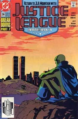 Justice League / Justice League International / Justice League America (1987-1996) (Comic-Book) #56