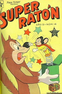 El Super Ratón (Grapa) #14