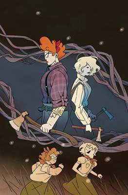 Lumberjanes (Comic-book) #71