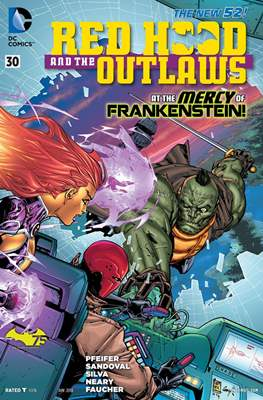 Red Hood and the Outlaws (2011-) New 52 (Comic-Book) #30