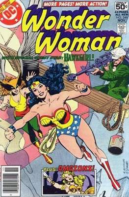 Wonder Woman Vol.1 (Comic Book) #249
