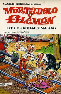 Alegres historietas. Mortadelo y Filemón #2