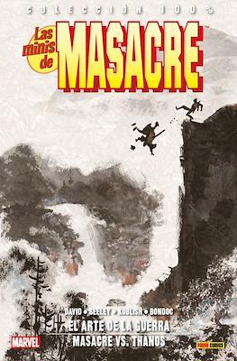 Las Minis de Masacre. 100% Marvel (Rústica con solapas) #6
