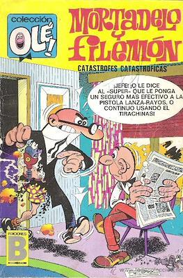 Colección Olé! 1ª etapa (Rústica 64 pp) #88