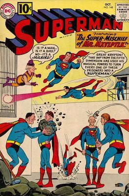 Superman Vol. 1 / Adventures of Superman Vol. 1 (1939-2011) (Comic Book) #148