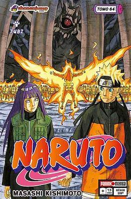 Naruto (Rústica) #64