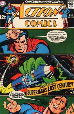 Action Comics Vol. 1 (1938-2011; 2016-) (Comic Book) #370