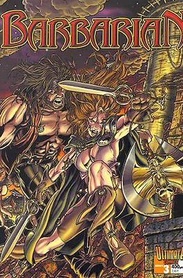 Barbarian. Vol. 1 (Grapa) #3