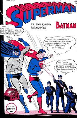 Superman l'homme d'acier / Superman avec Batman (Souple) #7