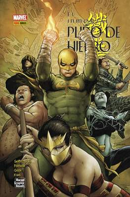 El Inmortal Puño de Hierro (2008-2011). Marvel Graphics Novels (Cartoné) #5
