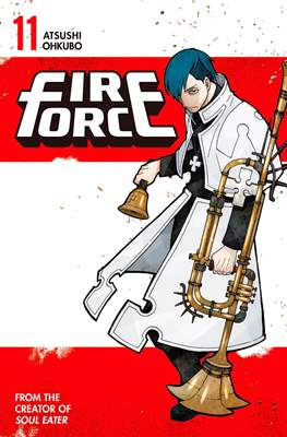 Fire Force (Paperback) #11