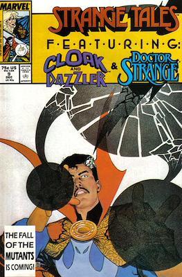 Strange Tales Vol. 2 (1987-1988) #9