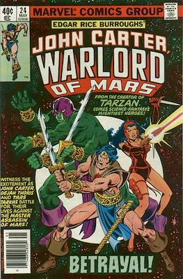 John Carter Warlord of Mars Vol 1 (Comic-book.) #24