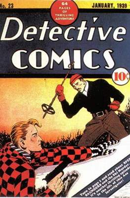 Detective Comics Vol. 1 (1937-2011; 2016-) (Comic Book) #23