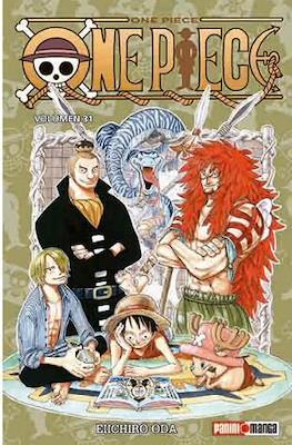 One Piece (Rústica) #31