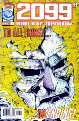 2099: World of Tomorrow Vol 1 #8