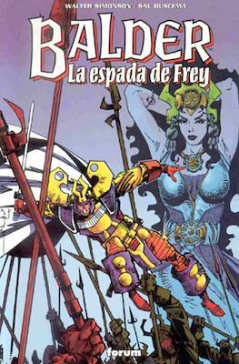 Balder: La espada de Frey (1998)