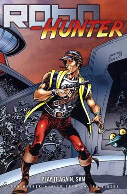 Robo-Hunter (Softcover 136-160 pp) #3