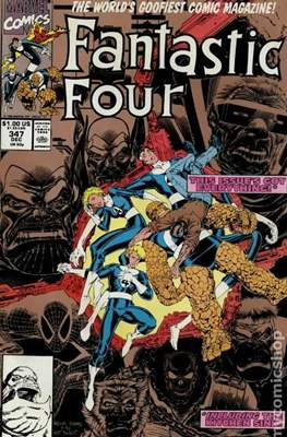 Fantastic Four Vol. 1 (1961-1996 Variant Cover)
