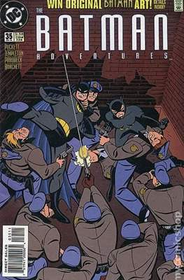 The Batman Adventures (Comic Book) #35