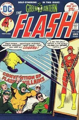 Flash vol. 1 (1959-1985) (Grapa, 32 págs.) #231