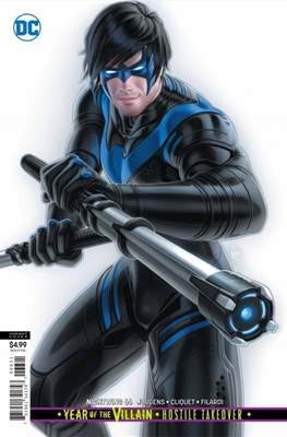 Nightwing Vol. 4 (2016- Variant Cover) #66