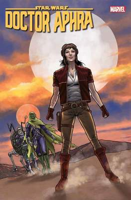 Star Wars: Doctor Aphra Annual (Variant Cover) (Comic Book) #3.1