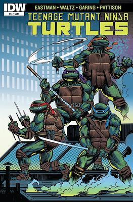 Teenage Mutant Ninja Turtles (2011-...) #51