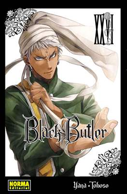 Black Butler (Rústica con sobrecubierta) #26