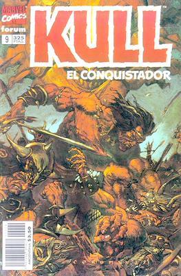 Kull el conquistador (Grapa 48 pp) #9
