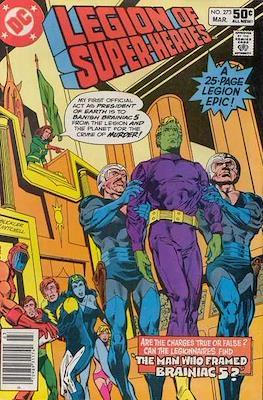 Legion of Super-Heroes Vol. 2 (1980-1987) (Comic-book) #273