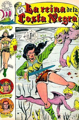 La Reina de la Costa Negra (2ª época - Grapa) #47