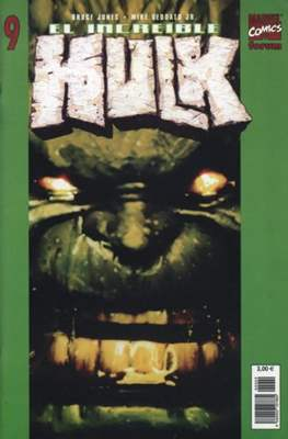 El Increíble Hulk vol. 2 (2003-2004) (Grapa 48 pp) #9