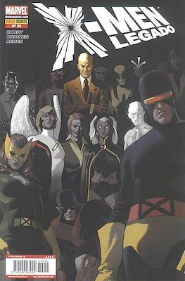 X-Men Vol. 3 / X-Men Legado (2006-2013) (Grapa, 24-48 pp) #51