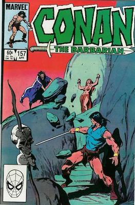Conan The Barbarian (1970-1993) (Comic Book 32 pp) #157