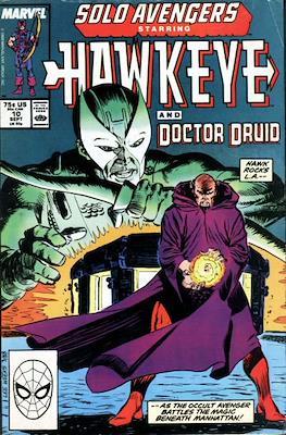 Solo Avengers / Avengers Spotlight (Comic book) #10